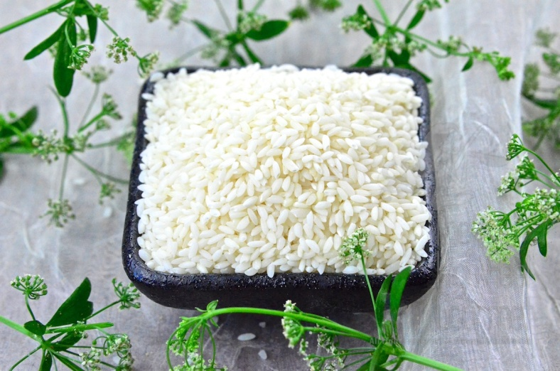 The Tiny Rice grains are all full grains but just tiny, about a quarter of the regular rice.