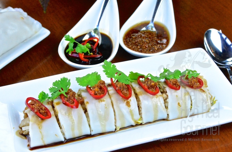 Thai Cannelloni with Fish - Guay Tiew Lhord Pla by The High Heel Gourmet 3